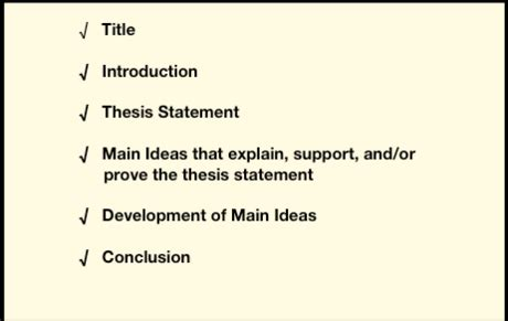 Write three thesis statement for this essay